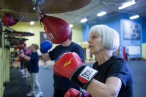 exercise for Parkinson's