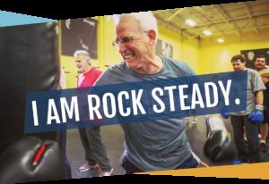 Rock steady Bergen County