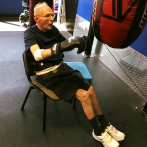 boxing to beat Parkinson's