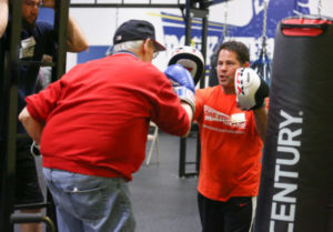 boxing classes for seniors new jersey
