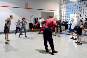 rock steady elderly group exercise north jersey